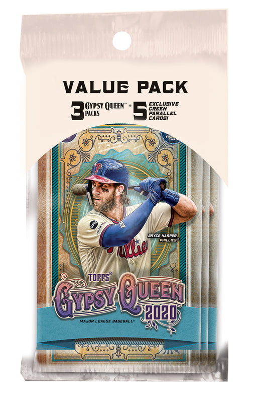 2020 Topps Gypsy Queen Baseball Value Pack - Pastime Sports & Games