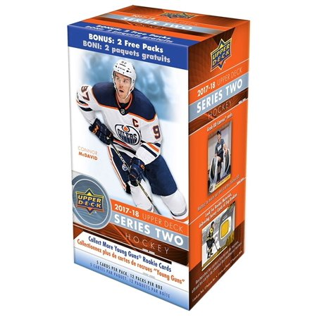 2017/18 Upper Deck Series Two Hockey Blaster - Pastime Sports & Games