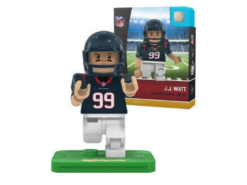 NFL Oyo Texans J.J Watt - Pastime Sports & Games