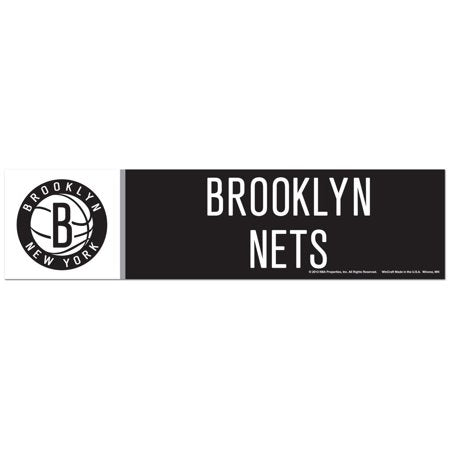 NBA Nets Sticker - Pastime Sports & Games