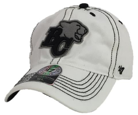 Bc Lions White Hat - Pastime Sports & Games
