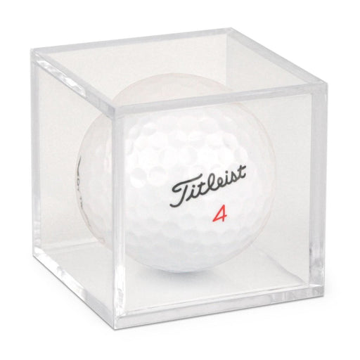 BCW Golf Ball Holder / Display Case - Pastime Sports & Games