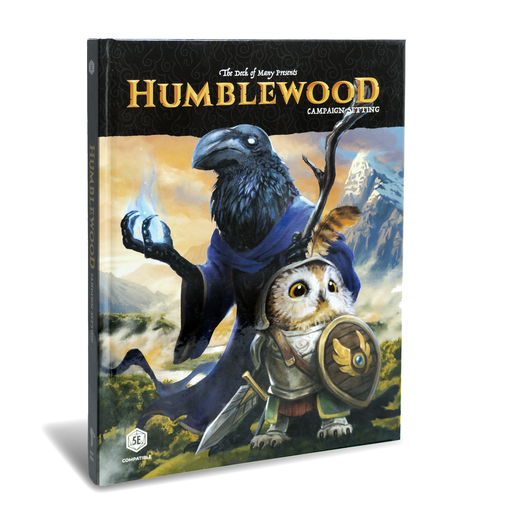 Humblewood Campaign Setting - Pastime Sports & Games