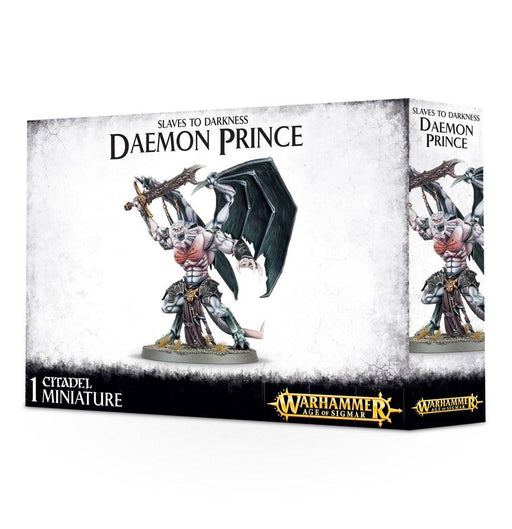 Warhammer Age Of Sigmar Slaves To Darkness Daemon Prince (83-23) - Pastime Sports & Games