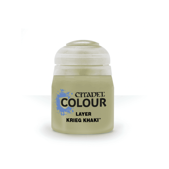 Citadel Colour Layer Paint - Pastime Sports & Games