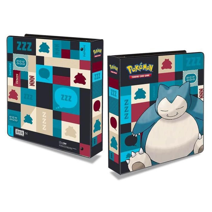 "Ultra Pro Pokemon Snorlax 2"" Binder - Pastime Sports & Games"