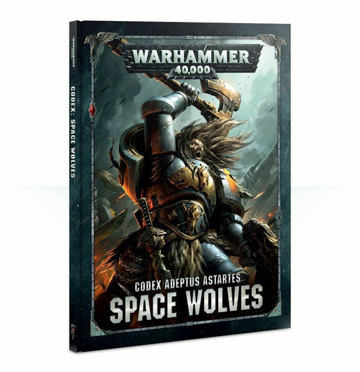 Warhammer 40,000 Codex Space Wolves (53-01-60)