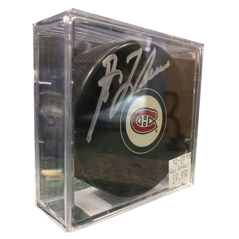 Guy Lafleur Autographed Hockey Puck - Pastime Sports & Games