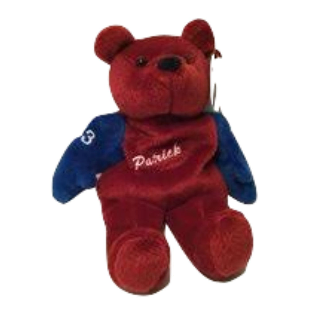 Patrick Roy #33 Teddy Bear - Pastime Sports & Games