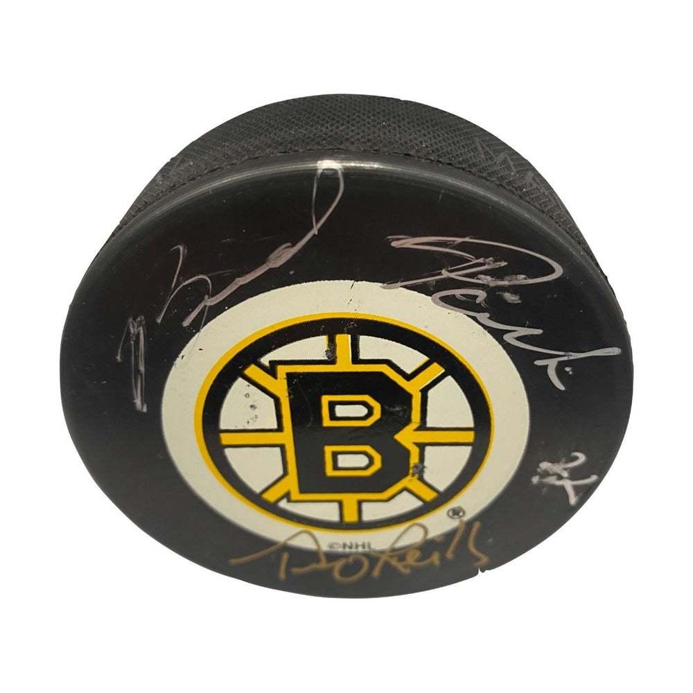 Park O'Reilly Autographed Hockey Puck