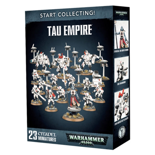 Warhammer 40,000 Start Collecting! Tau Empire (70-56) - Pastime Sports & Games