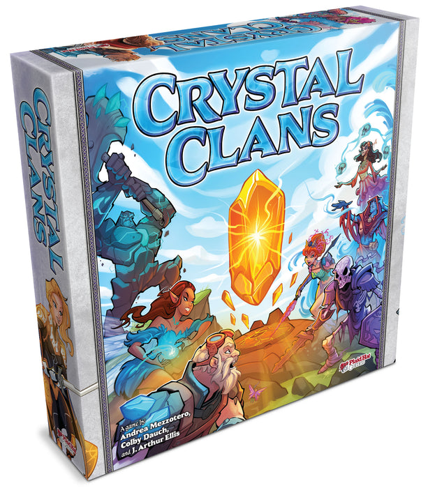 Crystal Clans - Pastime Sports & Games