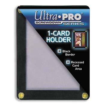 Ultra Pro Screwdown Series 1 Card Holder - Pastime Sports & Games