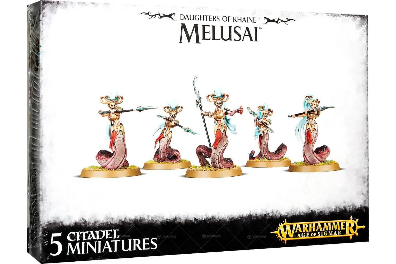 Warhammer Age Of Sigmar Daughters Of Khaine Melusai (85-20) - Pastime Sports & Games
