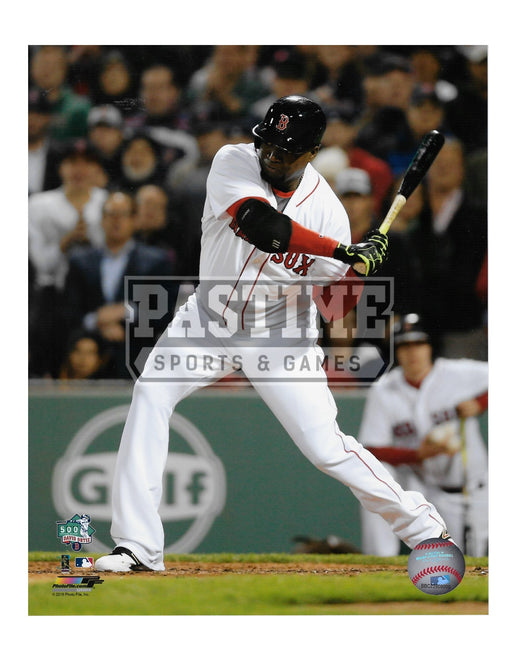 David Ortiz 8X10 Boston Red Sox (Swinging Bat) - Pastime Sports & Games