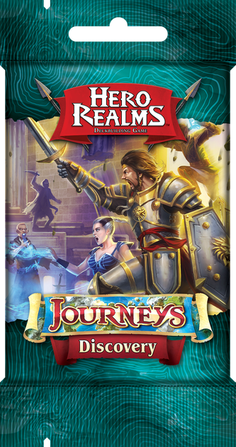 Hero Realms Journeys - Pastime Sports & Games