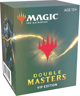 Magic The Gathering Double Masters VIP Booster - Pastime Sports & Games