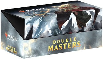 Magic The Gathering Double Masters Booster - Pastime Sports & Games