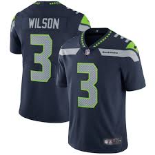 Russell Wilson Seattle Seahawks Home Jersey Nike - Pastime Sports & Games