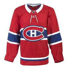 2018/19 Montreal Canadiens Home Hockey Jersey (Red Adidas) - Pastime Sports & Games