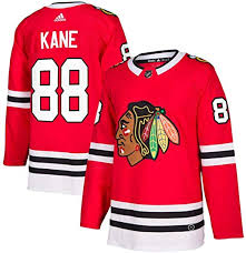 2017/18 Chicago Blackhawks Patrick Kane Adidas Home Red Jersey