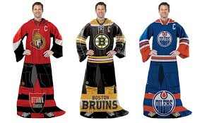 NHL Comfy Throws - Pastime Sports & Games