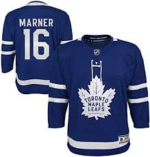 Mitch Marner Toronto Maple Leaf Hockey Home Youth Jersey (Outerstuff Blue) - Pastime Sports & Games