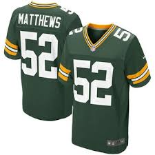 Clay Matthews Green Bay Packers Home Football Jersey (Green Nike) - Pastime Sports & Games