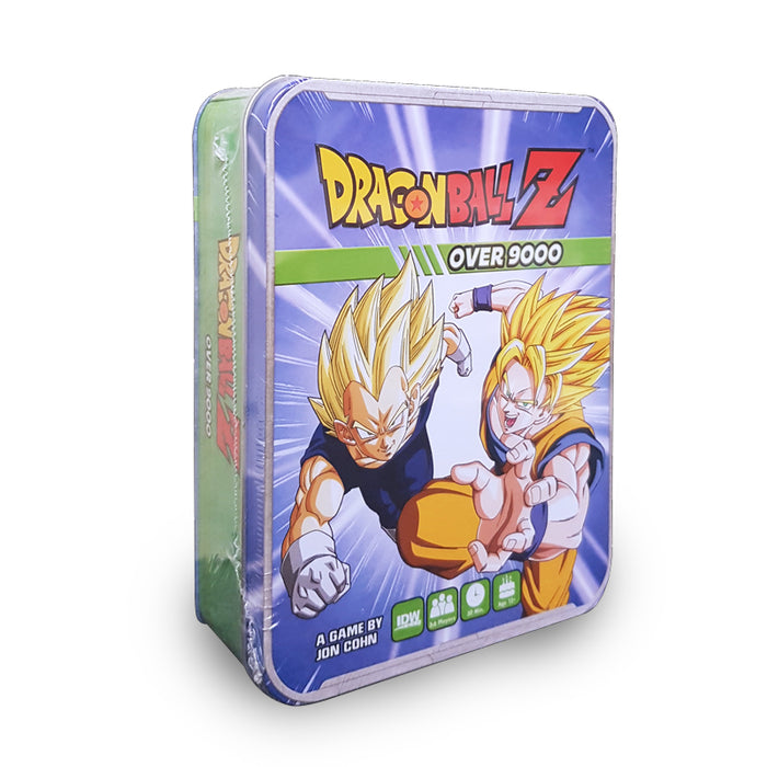 Dragonball Z Over 9000 Card Game - Pastime Sports & Games