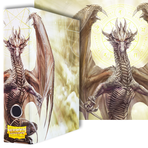 Dragon Shield D-Ring Binder - Pastime Sports & Games