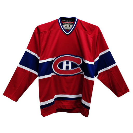 2018/19 Montreal Canadiens Adidas Classics Home Red Jersey