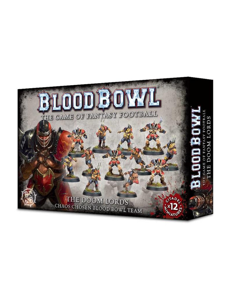 Blood Bowl: The Doom Lords - Pastime Sports & Games