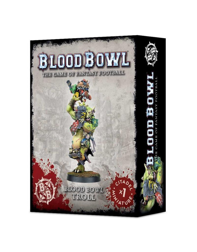 Blood Bowl Blood Bowl Troll (200-24) - Pastime Sports & Games
