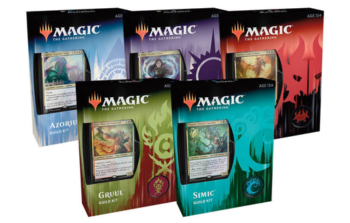 Magic The Gathering Ravnica Allegiance Guild Kit - Pastime Sports & Games