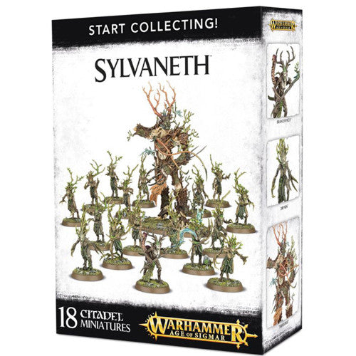 Warhammer Age Of Sigmar Start Collecting! Sylvaneth (70-92) - Pastime Sports & Games