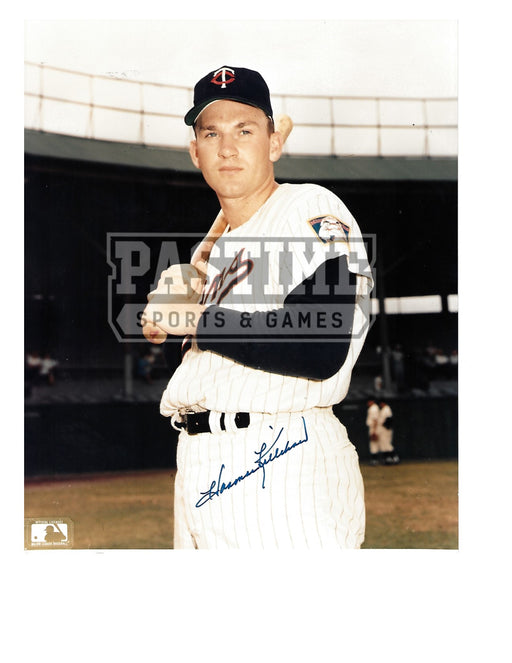 Harmon Killebrew Autographed 8X10 Minnesota Twins (Pose) - Pastime Sports & Games