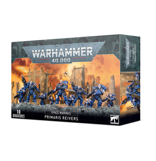 Warhammer 40,000 Space Marines Primaris Reivers (48-71) - Pastime Sports & Games