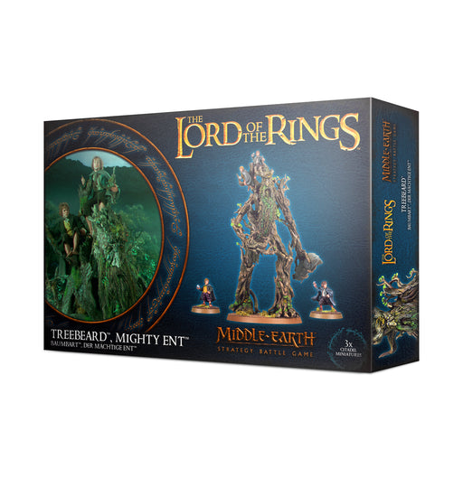 Middle Earth Strategy Battle Game The Lord of The Rings Treebeard, Mighty Ent (30-52) - Pastime Sports & Games