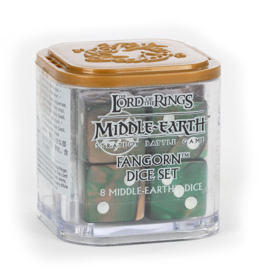 Lord of The Rings Middle Earth Strategy Battle Game Fangorn Dice Set (30-51) - Pastime Sports & Games
