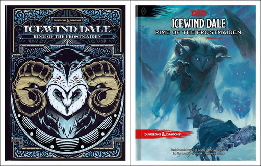 D&D Icewind Dale: Rime of the Frostmaiden - Pastime Sports & Games