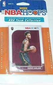 2019/20 Panini NBA Hoops Team Collection Cleveland Cavaliers - Pastime Sports & Games
