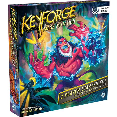 Keyforge Mass Mutation 2 Player Starter Set - Pastime Sports & Games