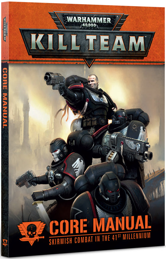 Warhammer 40,000 Kill Team Core Manual (102-01) - Pastime Sports & Games