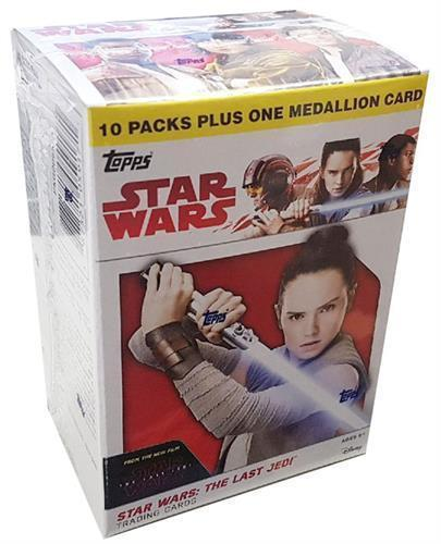 2017 Topps Star Wars The Last Jedi Blaster Box
