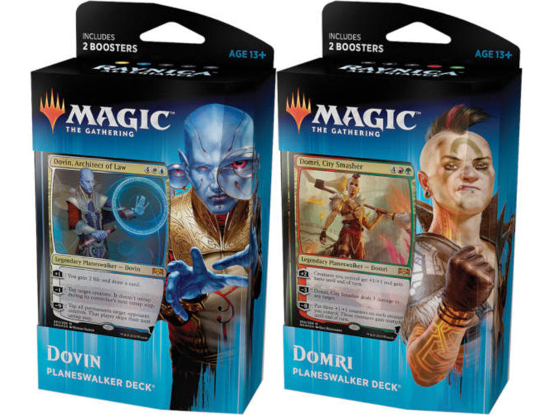 Magic The Gathering Ravnica Allegiance Planeswalker Deck - Pastime Sports & Games