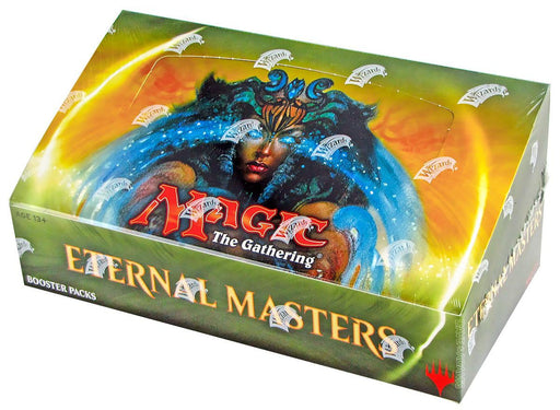 Magic The Gathering Eternal Masters Booster