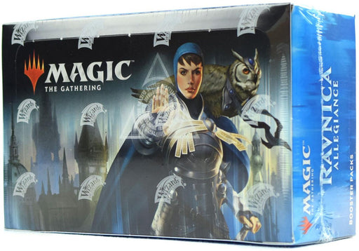 Magic The Gathering Ravnica Allegiance Booster - Pastime Sports & Games