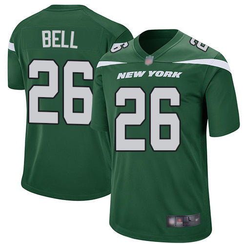 Le'Veon Bell New York Jets Home Football Jersey Nike - Pastime Sports & Games
