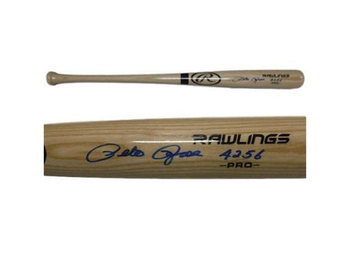 Pete Rose Autographed Rawlings Baseball Bat - Pastime Sports & Games