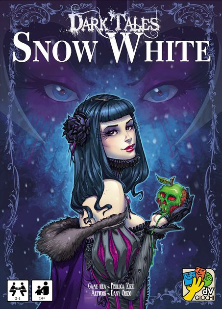 Dark Tales Snow White - Pastime Sports & Games